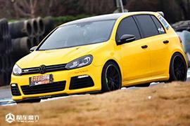很黄很暴力 高尔夫6 GTI改装